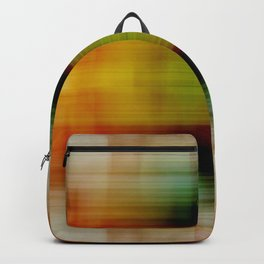 Lantern light abstract Backpack