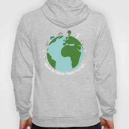 March for Science Earth Hoody