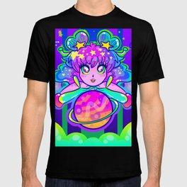 Alien Girl No. 983757 T-shirt