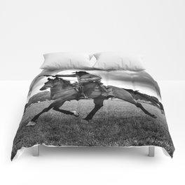 Cowboy Ghostrider  Comforters