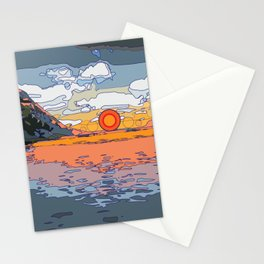 VERMONT Stationery Cards
