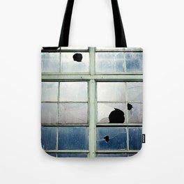 Broken Cross Tote Bag