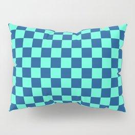 Checkered Pattern VI Pillow Sham