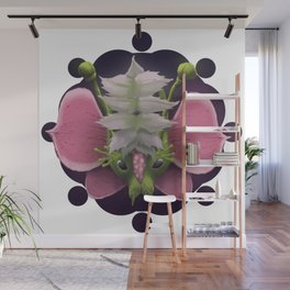 Orchid Entity Wall Mural