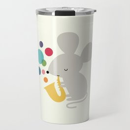 Beyond Words Travel Mug