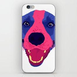 beagle - wht iPhone Skin