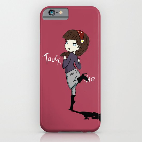 Touch Me ! iPhone & iPod Case