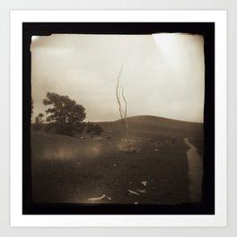 Desolation Trail Art Print