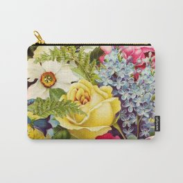 flowers profusion Carry-All Pouch