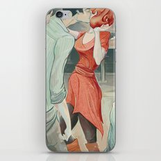 The Twirl iPhone & iPod Skin