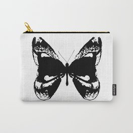 Butterfly Lips Carry-All Pouch