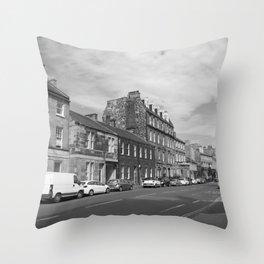 Leith Edinburgh 1 Throw Pillow