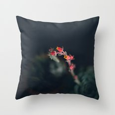 Succulent (3) Throw Pillow