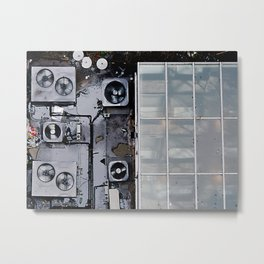 Mix Tape 33 Metal Print