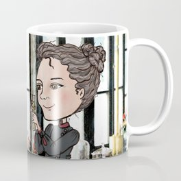 Woman in Science: The Curies Coffee Mug