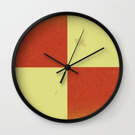 Nautical Flag Wall Clock