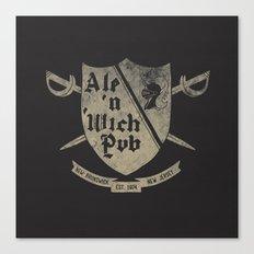 Ale'n 'Wich Pub - New Brunswick, NJ Canvas Print