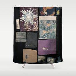 Interface 7 Shower Curtain