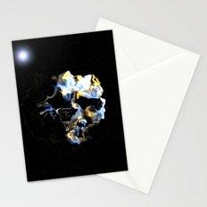 Ghostly Nebulae Stationery Cards