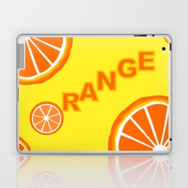 Vitamin C Laptop & iPad Skin