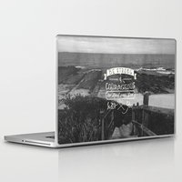 pocketfuel Laptop & iPad Skins featuring Be strong and courageous! by Pocket Fuel