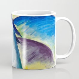 "Franz Marc ""Blue Horse I"" Coffee Mug"