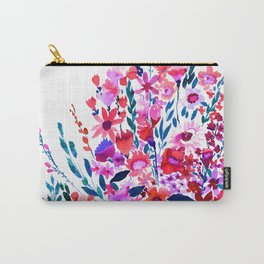 Scarlett Floral Carry-All Pouch
