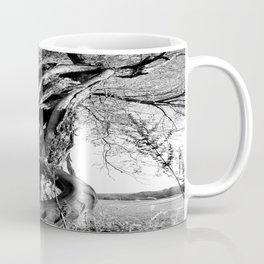 Tree with tire Coffee Mug