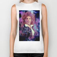 river song Biker Tanks featuring River Song by Sirenphotos