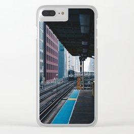 Cta Sta Clear iPhone Case