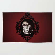 Sweet Transvestite with Frame :: Rocky HorrorPicture Show Fan Art Rug