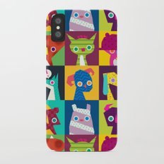 Thumbnail Monsters Slim Case iPhone X