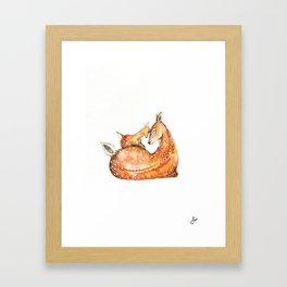 Doh a Deer Framed Art Print