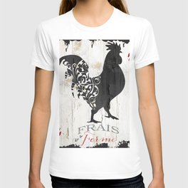 French Farms Rooster T-shirt