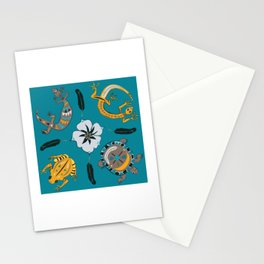Southwestern Creatures Stationery Cards