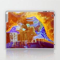 tea time on  Mars Laptop & iPad Skin