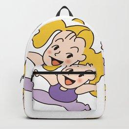 a Girl_B Backpack