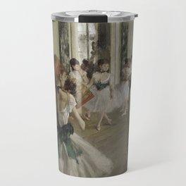 The Ballet Class Travel Mug