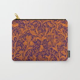 WALLPAPER REBOOT, ORANGE Carry-All Pouch