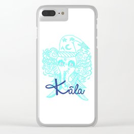 Elephant Magician Clear iPhone Case
