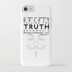 Truth Revolution Slim Case iPhone 7