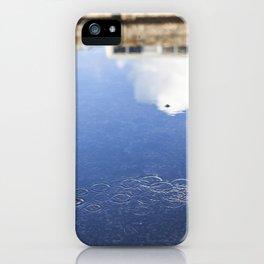 Ripple iPhone Case