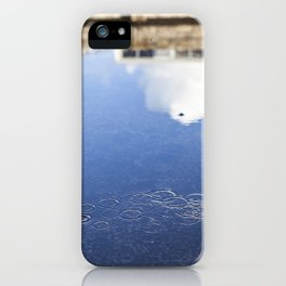 Ripple iPhone Case