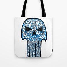 Celtic Punisher Tote Bag