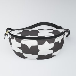 PUZZLE PATTERN Fanny Pack