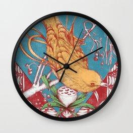 Littlebird Wall Clock