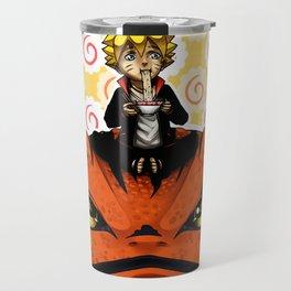 aspiring sage swordsman Travel Mug