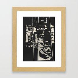 Urban decay 6 Framed Art Print