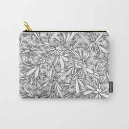 Black Growth Carry-All Pouch
