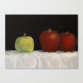 Still Life Oil Painting Canvas Print